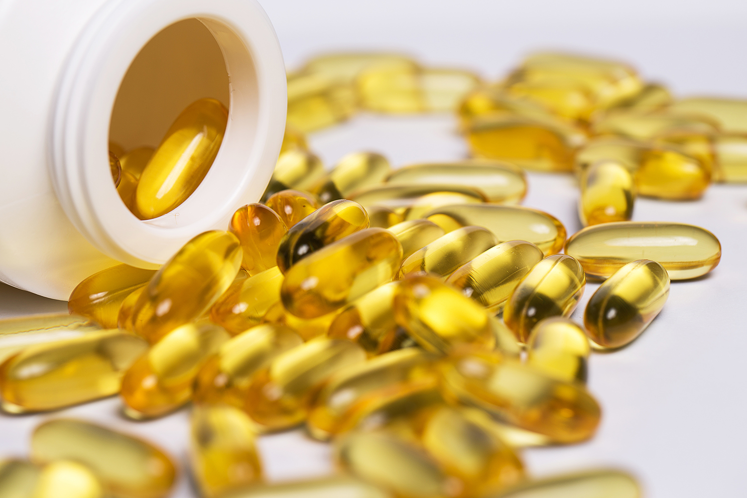 5 fantastic beauty benefits of fish oil supplements for Best time to take fish oil