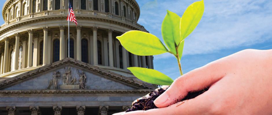Washington & Natural Industry